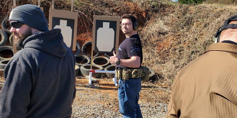 Winter's Edge Combat Pistol