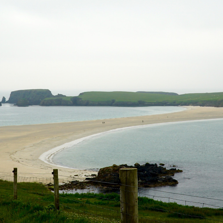 Bigton, SO Shetland