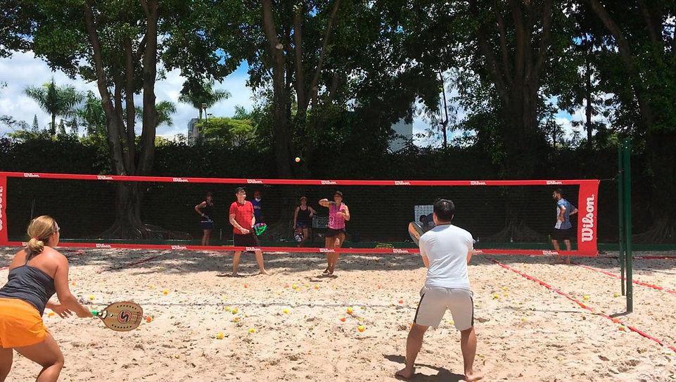 Day Use Beach Tennis