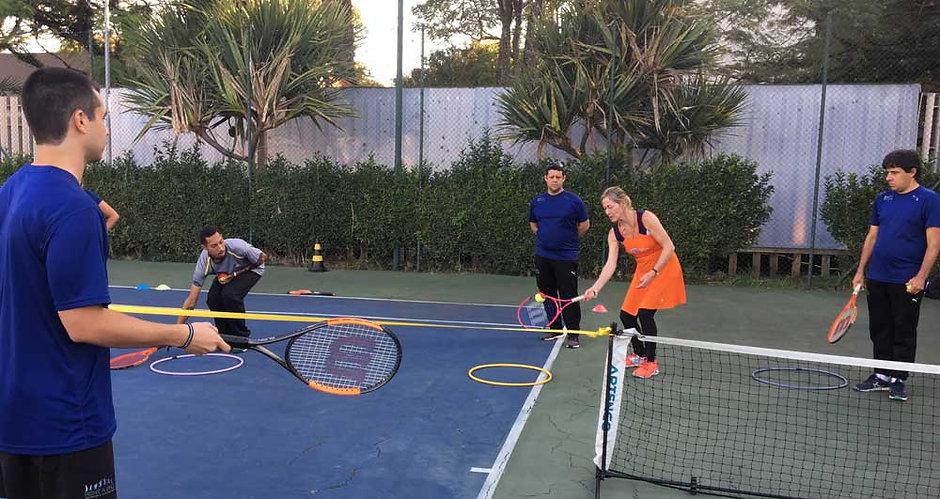 Tênis para crianças Intermediária