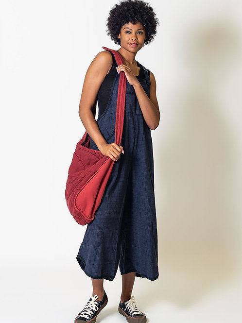 Scribble Slouch Bag