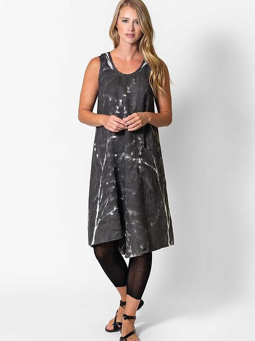 Botanical Sleeveless Dress