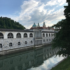 Arhitecture of Jože Plečnik. Walking and river city tours Discover Ljubljana through the eyes and soul of a local.