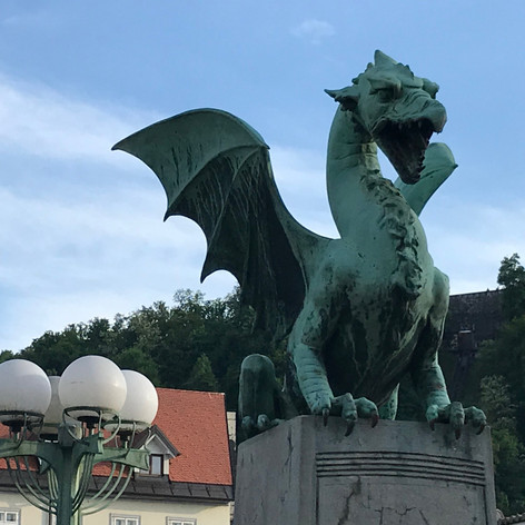 Explore Ljubljana's unmissable sights.