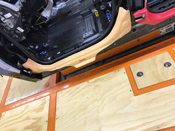 Sill Guard for JEEP