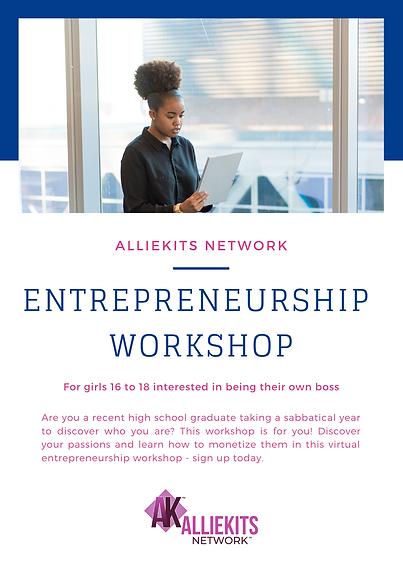 Entrepreneurship Workshop Pt.1