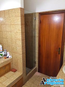 porta doccia in cristallo
