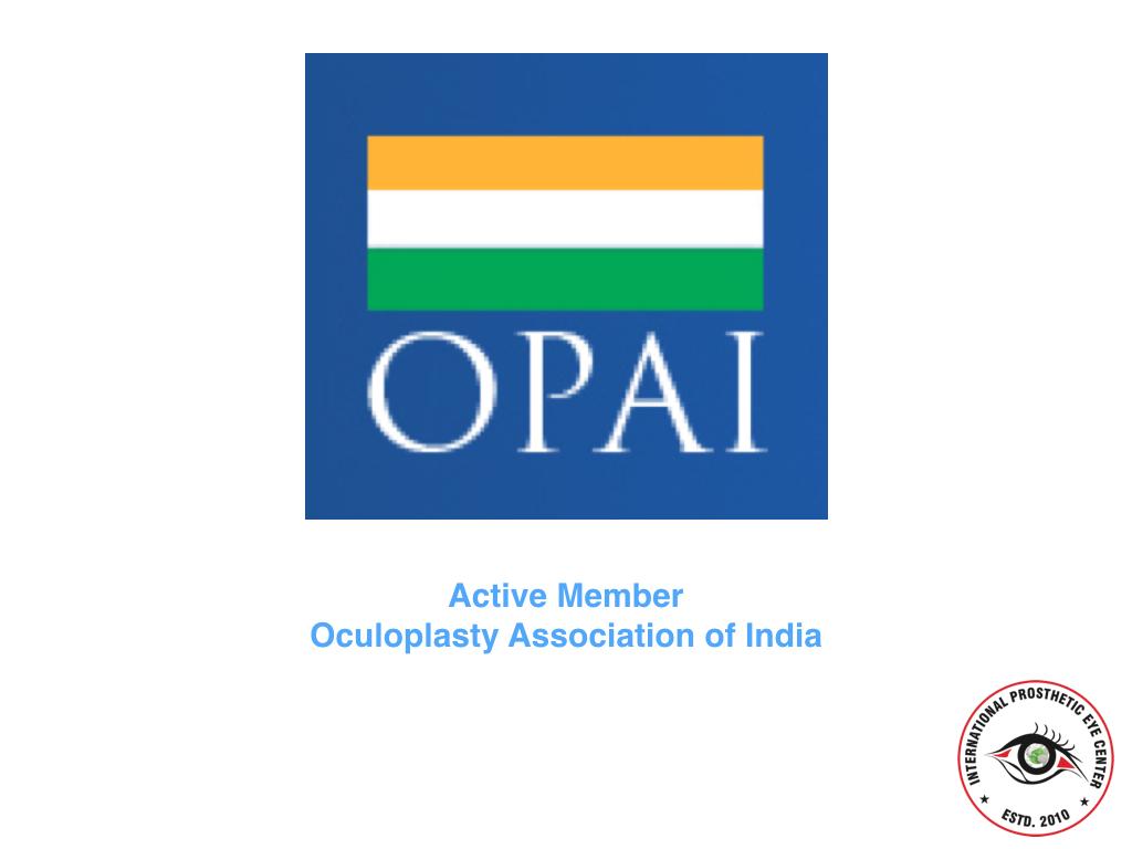 Member of OPAI