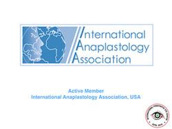 Member of IAA