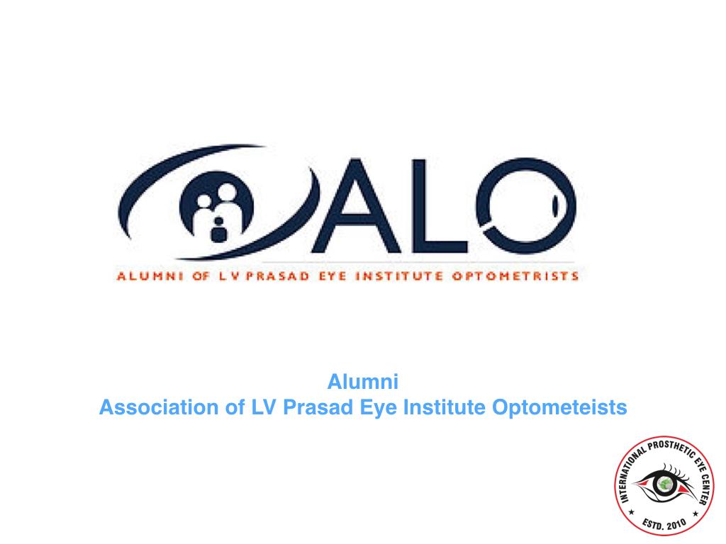 Alumni of L V Prasad Optometrists
