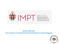 Member of IMPT