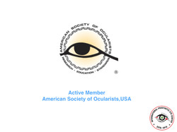 Board Approved Diplomate Ocularist