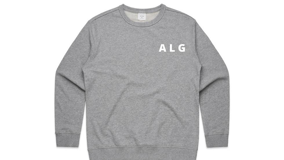 Women's ALG Sweater Grey Marle