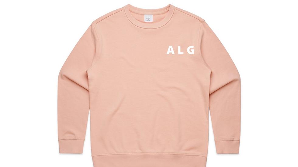 ALG Sweater Dusty Rose