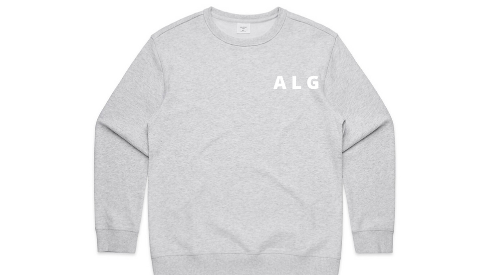 Women's ALG Sweater White Marle