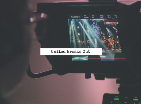 UNITED BREAKS OUT