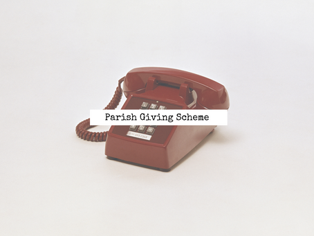 Parish Giving Scheme Phone Service