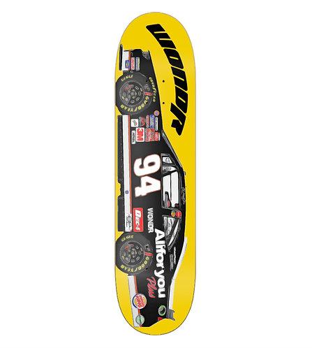 """WONDR """"For Dale"""" Skateboard Deck"""