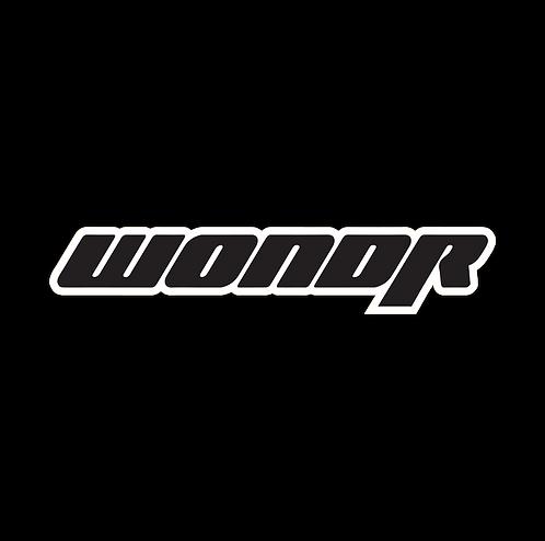 WONDR Sticker