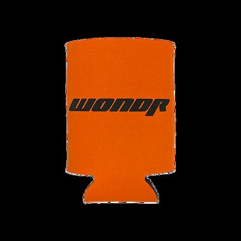 Orange WONDR '94 Koozie