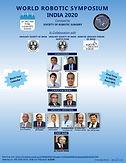 World Robotic Symposium India 2020