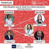 Novidades ASCO 2020 na Ginecologia Oncológica