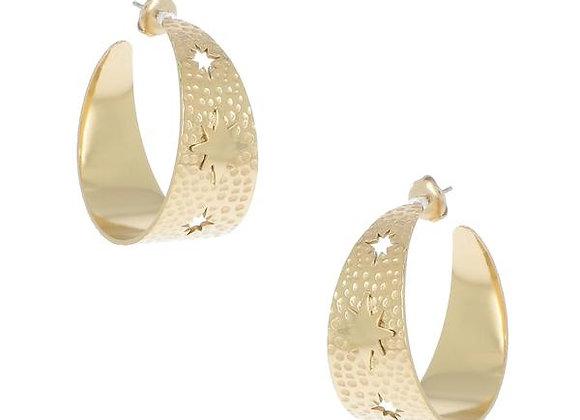 Boucles d'oreilles Ikita