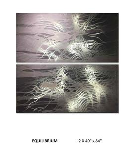 """EQUILIBRIUM 2x 40""""x 84"""""""