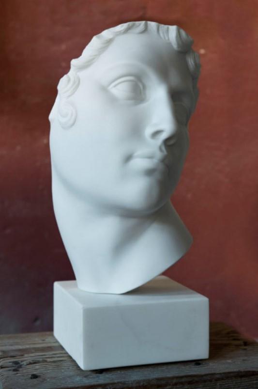Head of Giuliano dei Medici