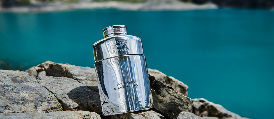 NEW BENTLEY FRAGRANCE BOTTLES A SIGNATURE ATTITUDE FOR MEN