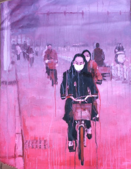 riding-alone-in-red-2007-acrylic-on-canv
