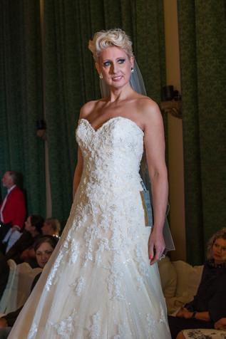 Corinne Tuddenham Finn Classic Catwalk Model