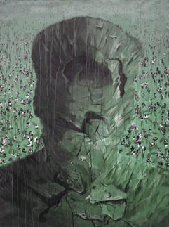 green-hole-2011-acrylic-on-canvas-159x11