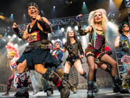 We will Rock You show
