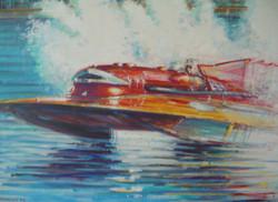 Cavallino Nautica - 150x90cm