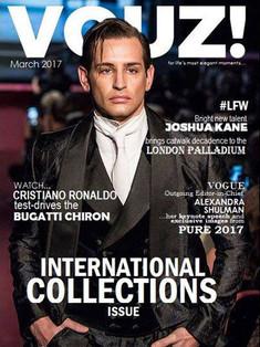 VOUZ! Magazine cover