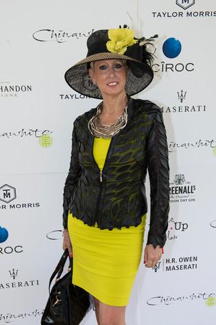 Corinne at Henley Regatta coverage