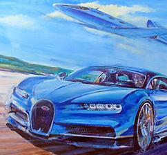 Andrew McGeachy_Bugatti terre et ciel -