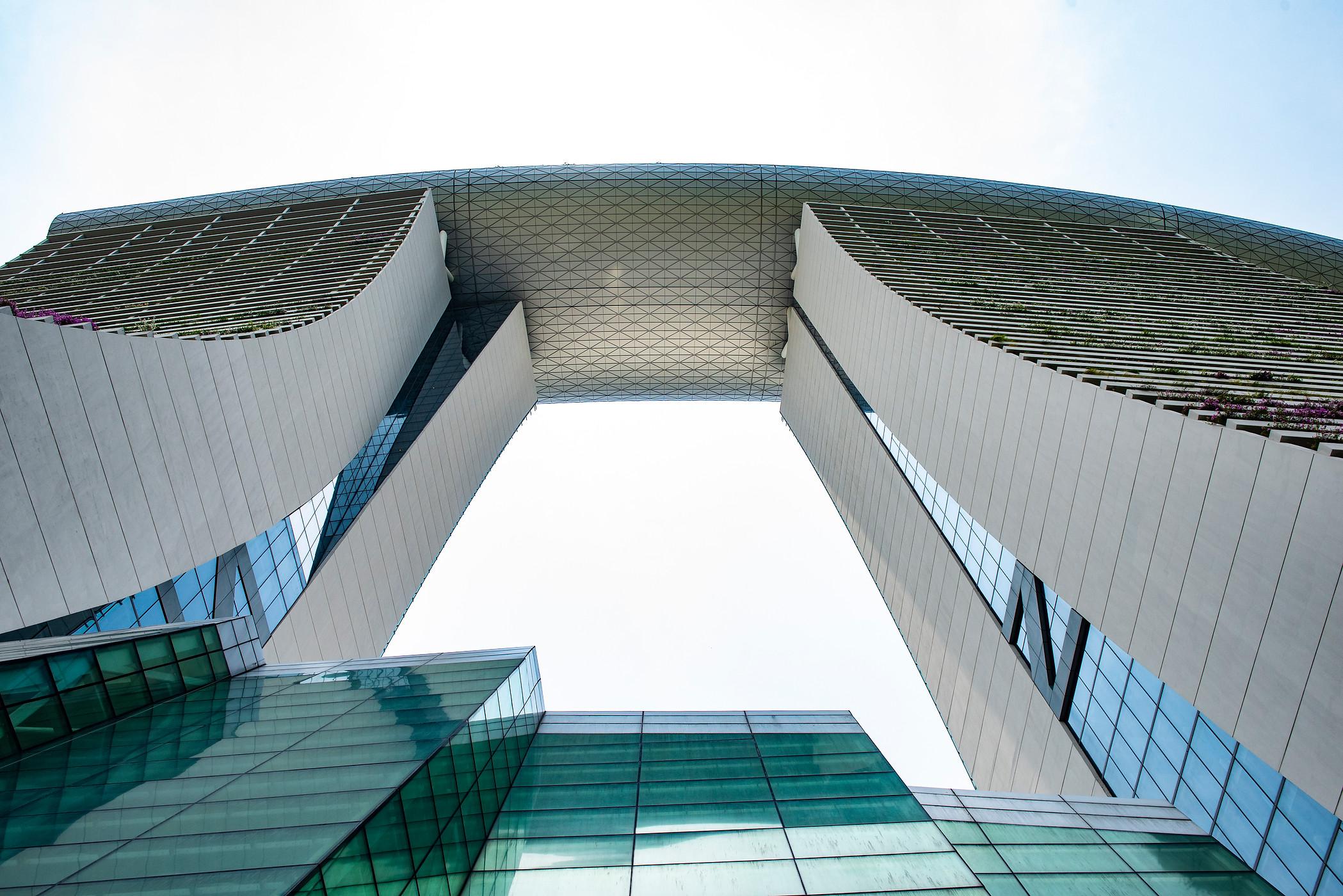 #marinabaysandshotel #singapre #architecture #interiors #architecturephotogrphy #shanefinnphotography
