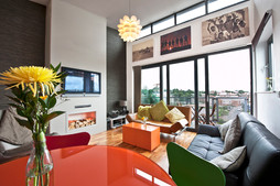 Penthouse Estate agents promotion