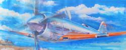 Modified Yak 45x100cm