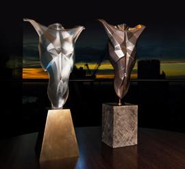 Martin foot Sculptures