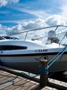 Herbert Woods luxury boat