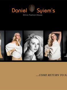 Daniel Syiem Collection brochure