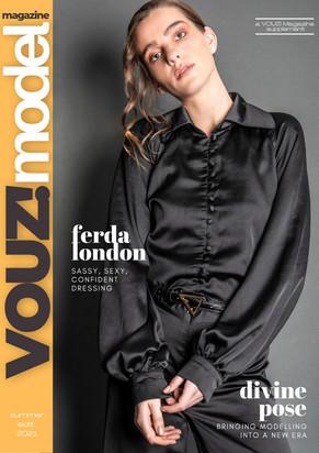 VOUZ! Model Magazine
