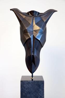 Bronze _Dominion__Bronze_30x22x5.5cm