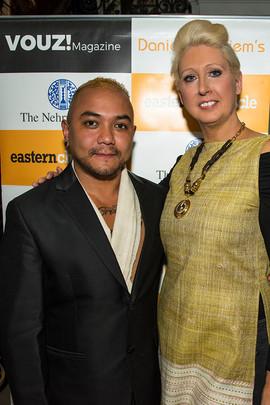 Daniel Syiem fashion designer