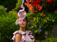 Newmarket Races Millinery
