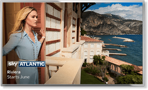 VOUZ! gains full media accreditation for promotion of SKY Atlantic's new series 'RIVIERA'...