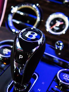 Bentley Continental Launch